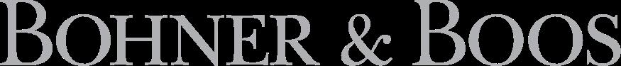 Logo Bohner & Boos